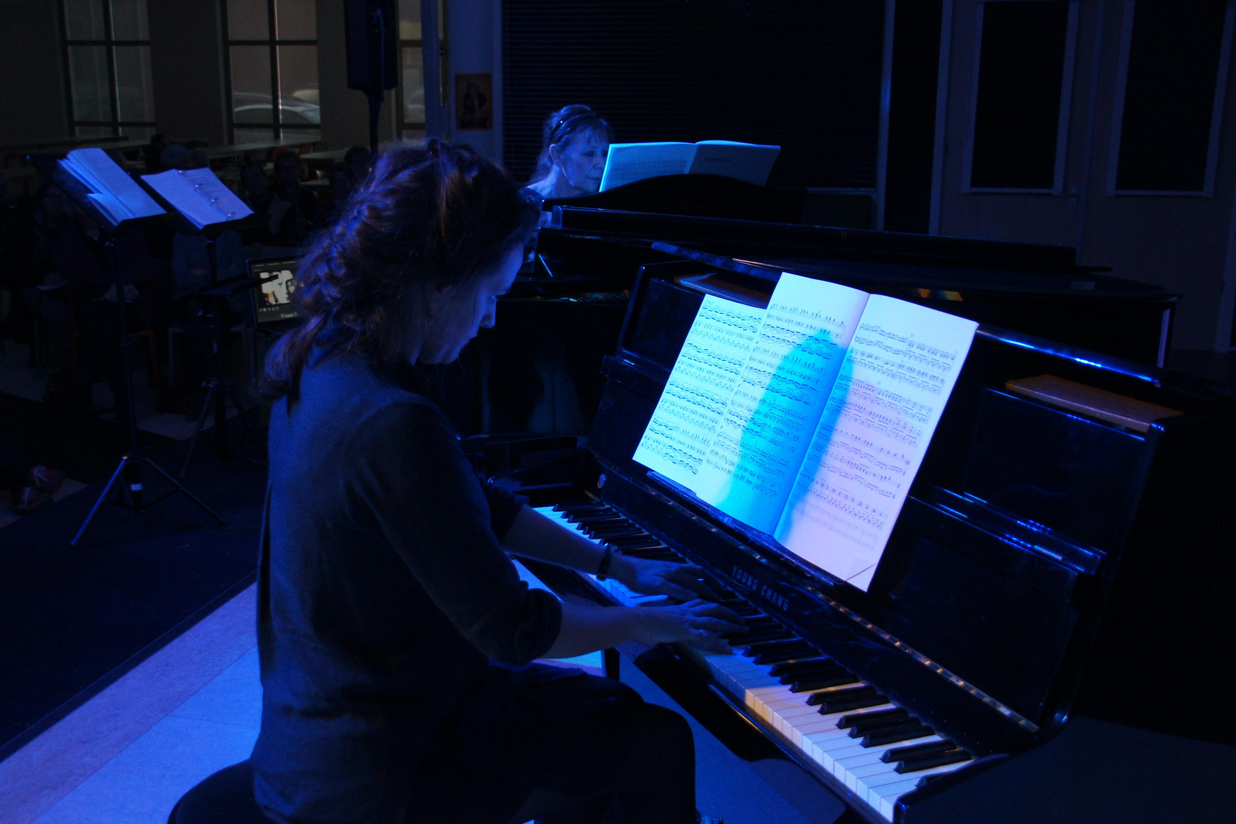 philip glass klassieke piano