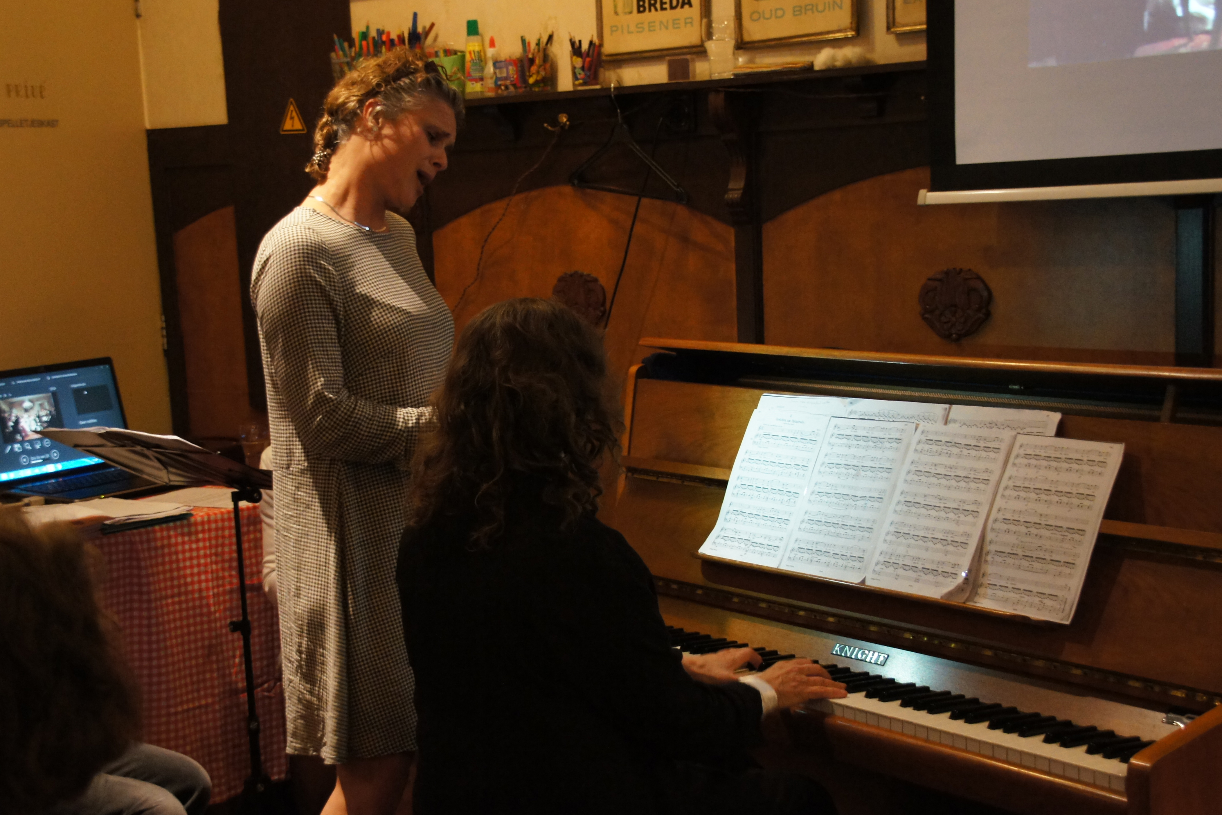 klassieke muziek en zang