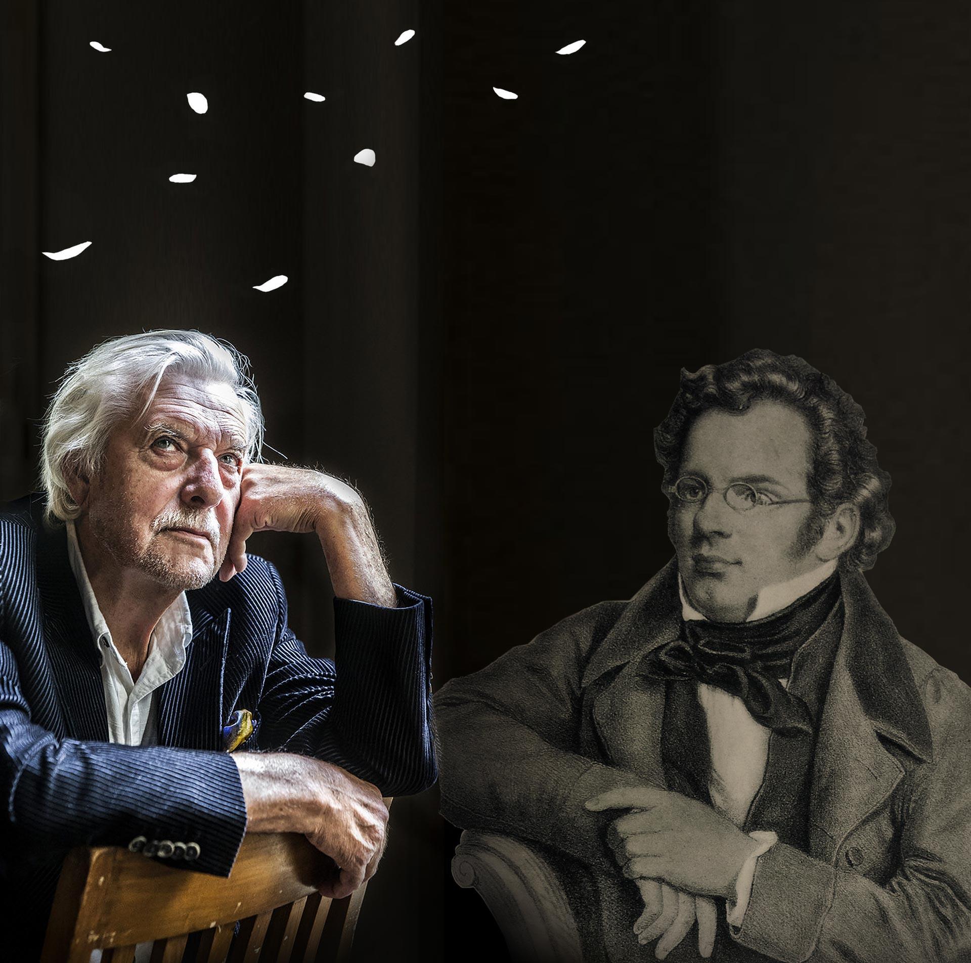 boekenweek siebelink schubert klassieke muziek